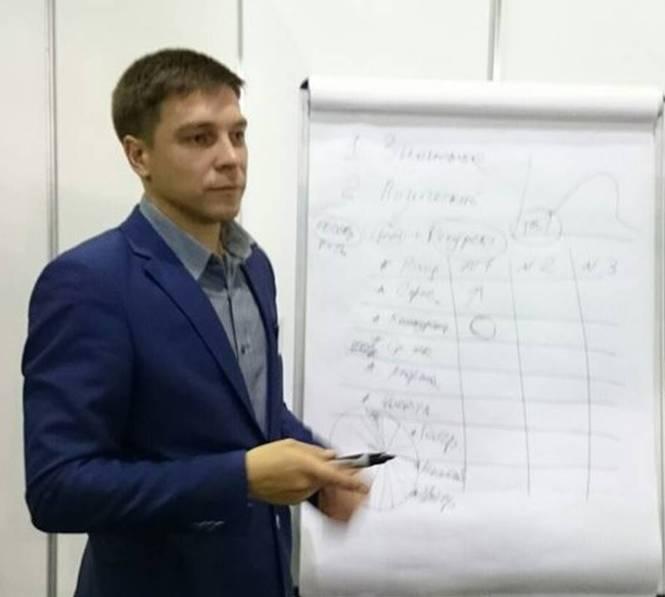 менеджером сетевого бизнеса NL International